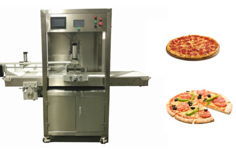 Pizza Slicing Machine - Industrial Commercial Food Slicer Machines