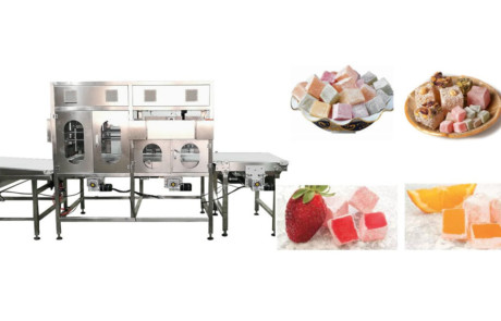 Cutting Machine for Turkish Delight