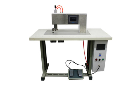 Double-Wheels Ultrasonic Sewing Equipment