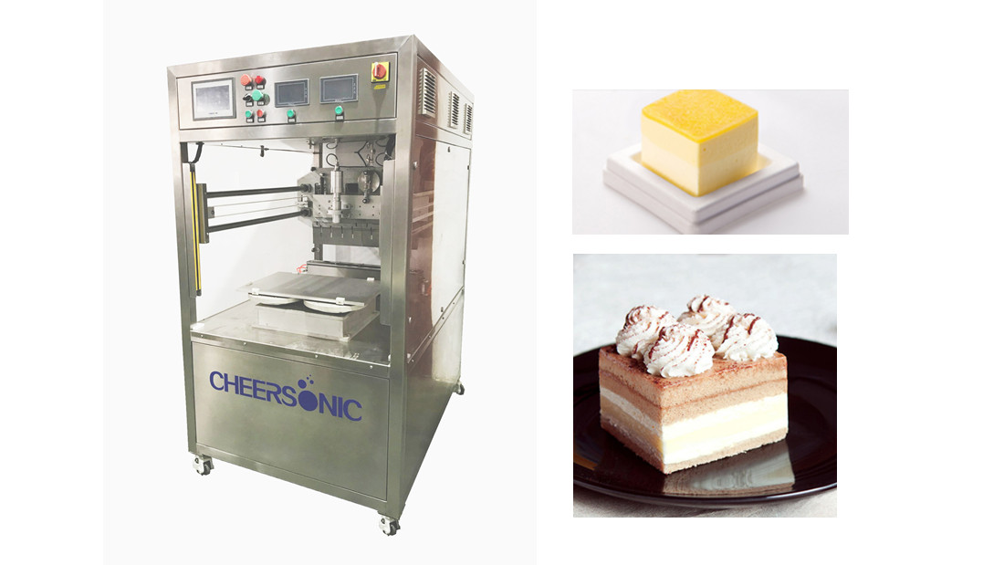 ultrasonic cake cutting system